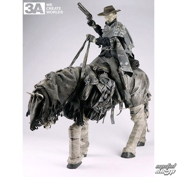 figúrka Dark Cowboy - Popbot Action - Dead Equine Super - THRA-DC