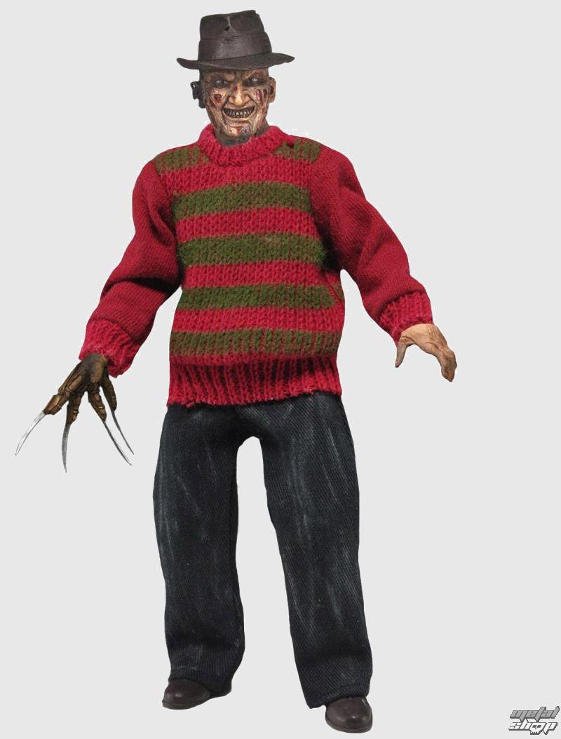figúrka Nočné mora z Elm Street - Freddy Krueger - 39762