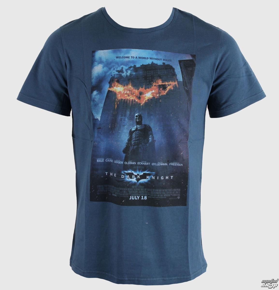 tričko pánske Batman - Dark Knight - Bleu - LEGEND - HDKTS 1304