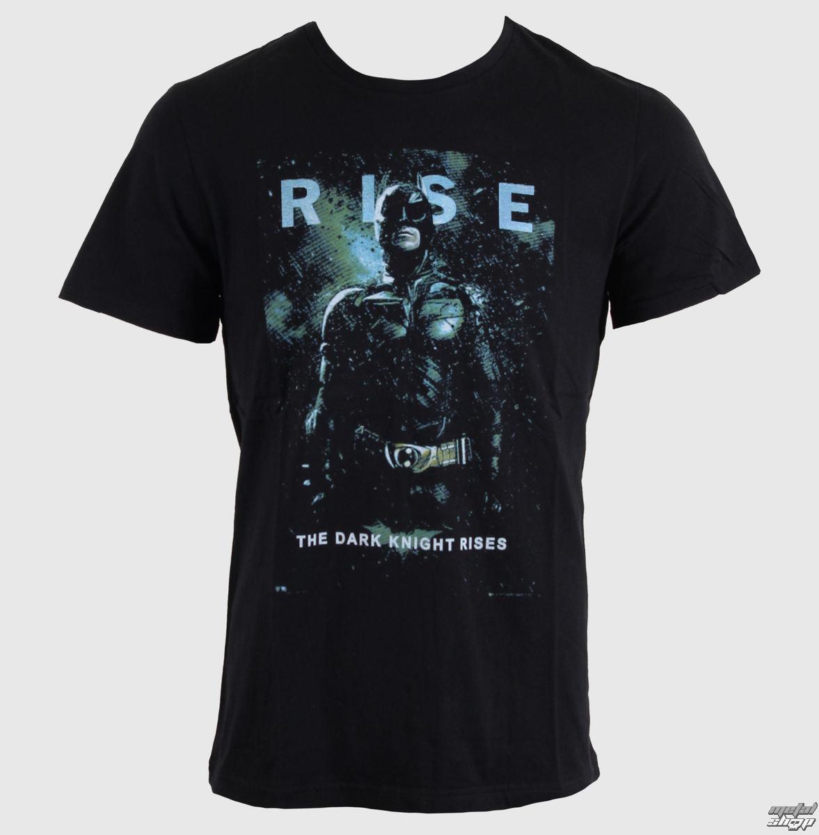 tričko pánske TDK Rises - Noir - LEGEND - HDKTS 1305
