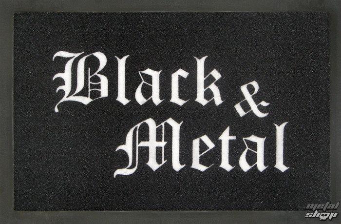 rohožka Black & Metal - ROCKBITES - 100828