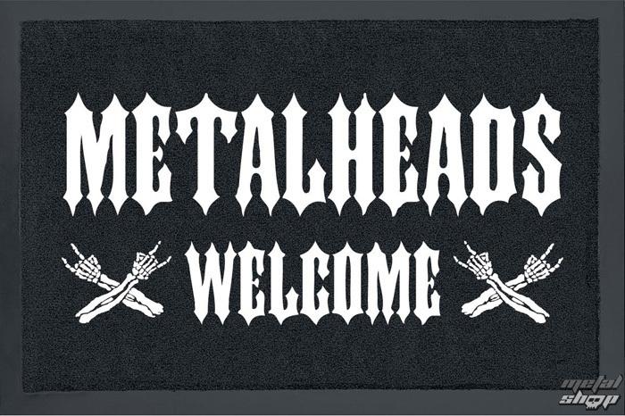 rohožka Metalheads - ROCKBITES - 100822