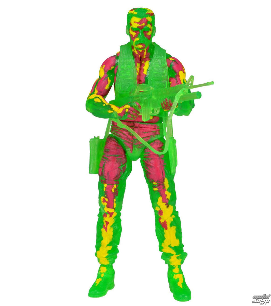 figúrka Predator 2 - Thermal Vision Dutch - NECA51498