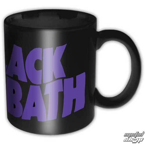 hrnček Black Sabbath - Wavy Logo - ROCK OFF - BSMG01