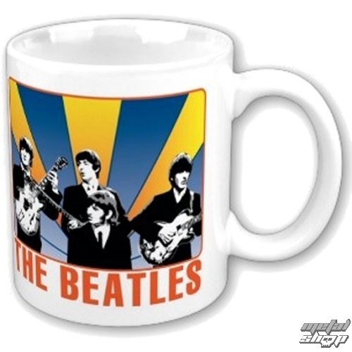 hrnček The Beatles - Shine Behind - ROCK OFF - BEATMUG13