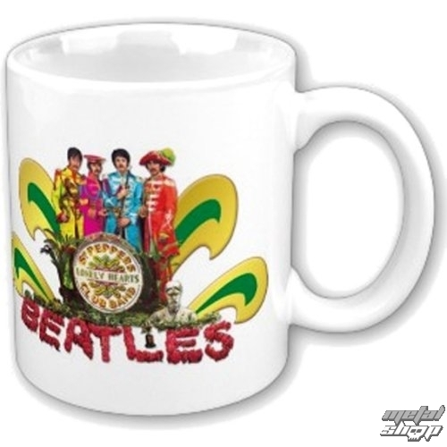 hrnček The Beatles - Sgt Pepper Naked - ROCK OFF - BEATMUG17