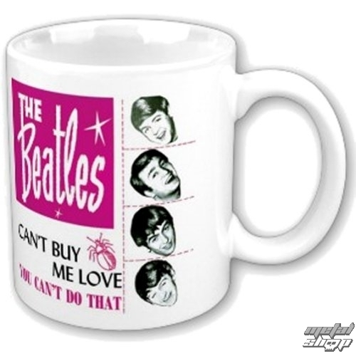 hrnček The Beatles - Can´t Buy Me Love - ROCK OFF - BEATMUG18