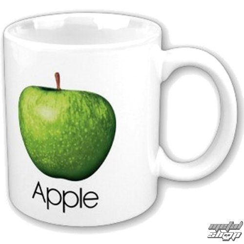 hrnček The Beatles - Apple - ROCK OFF - BEATMUG21