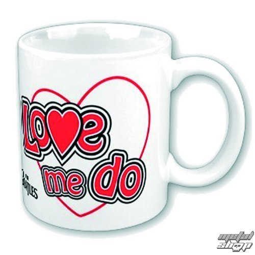 hrnček The Beatles - Love Me Do - ROCK OFF - BEATMUG24