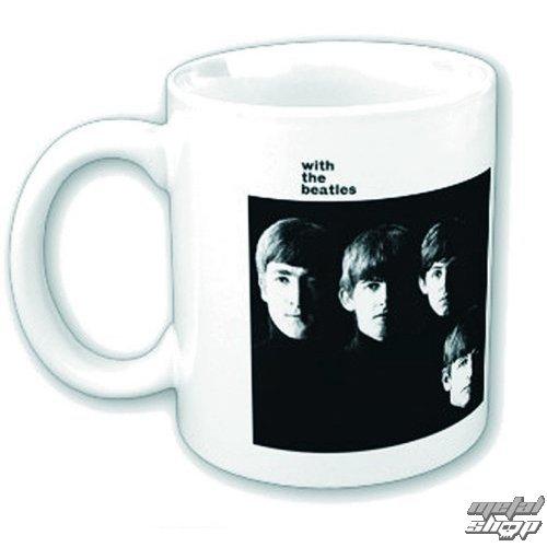 hrnček The Beatles - With The Beatles - ROCK OFF - BTTWMUG01