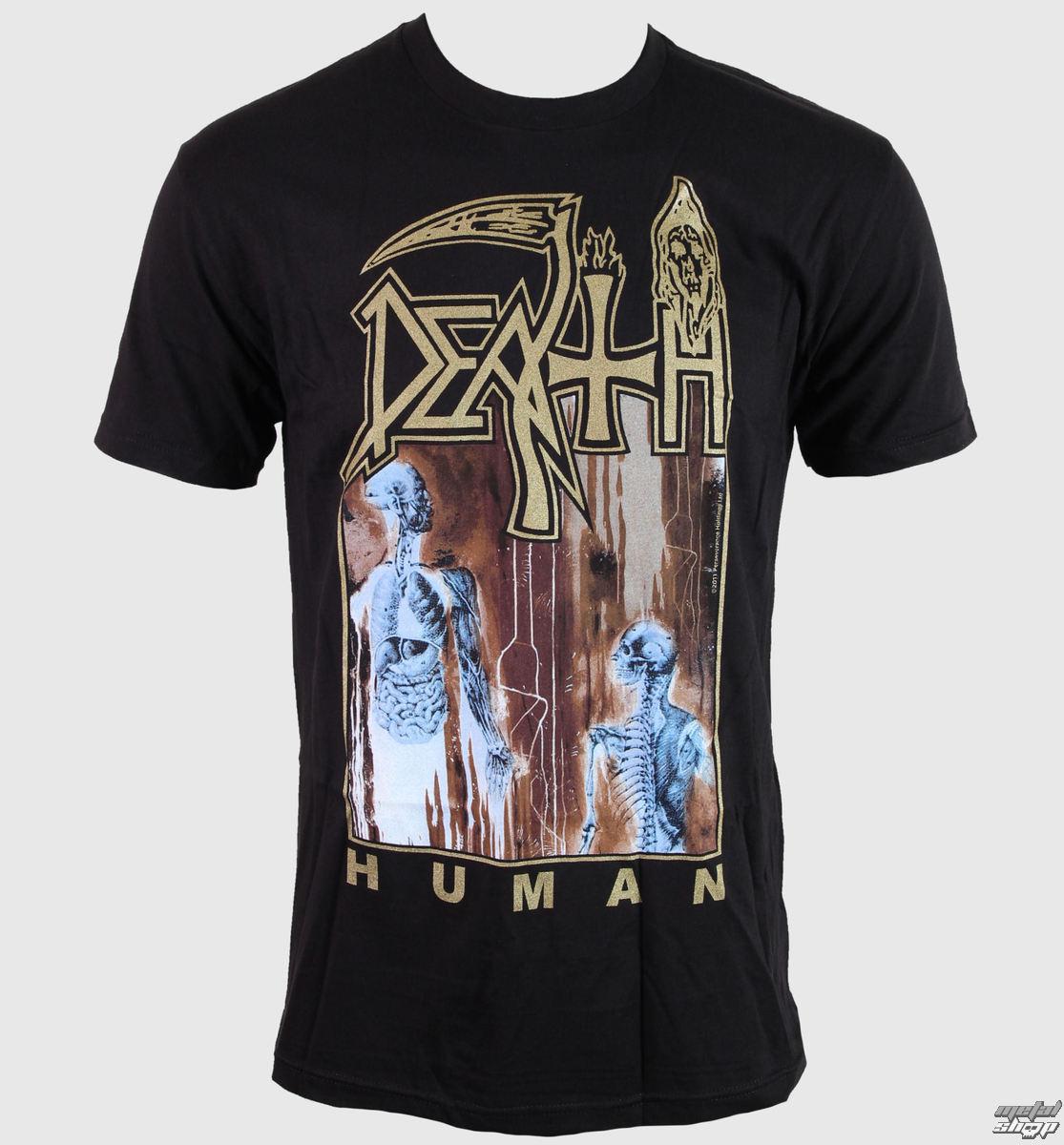 tričko pánske Death - Human - RELAPSE - TS4220