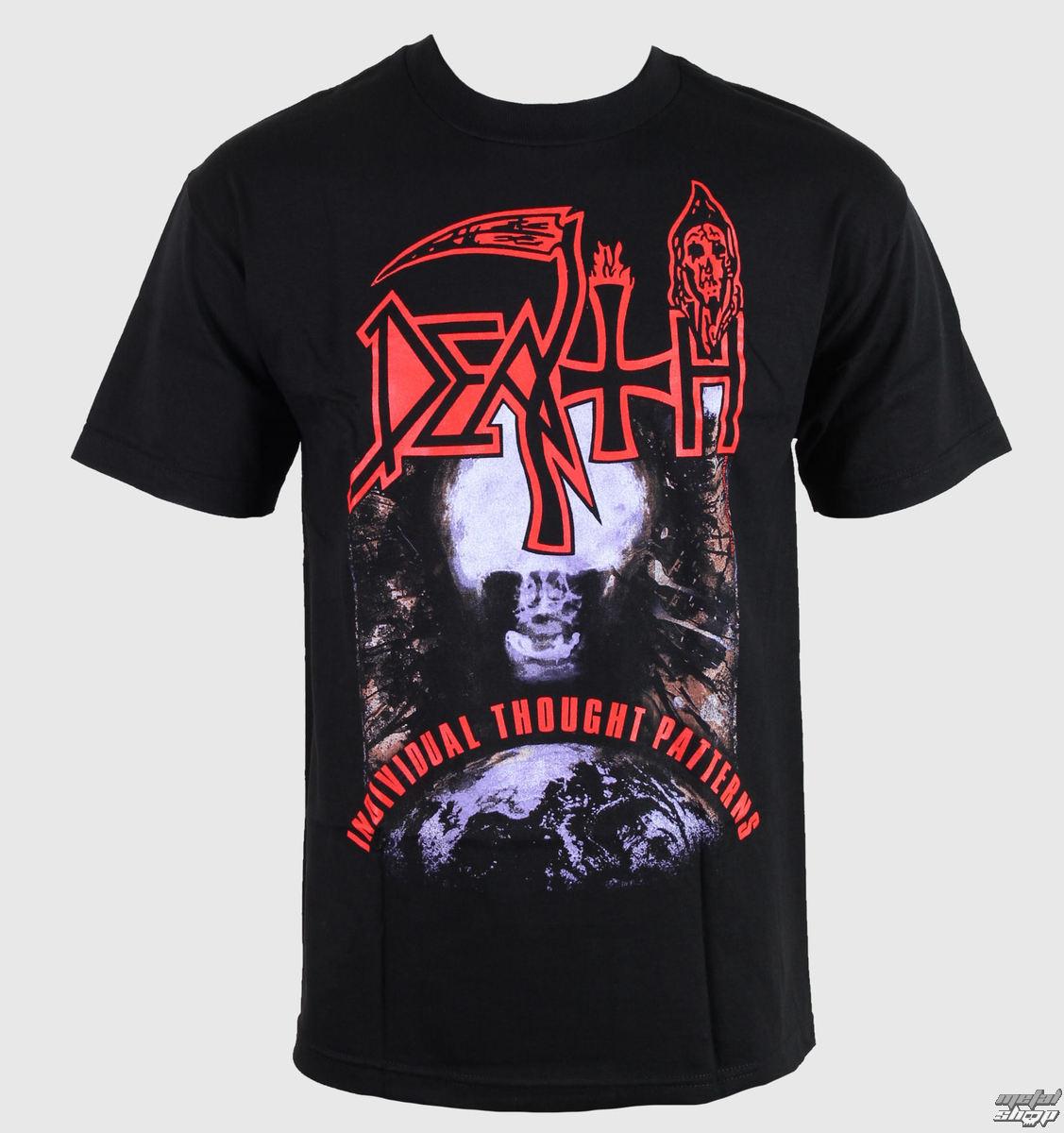 tričko pánske Death - Individual Thought - RELAPSE - TS4230