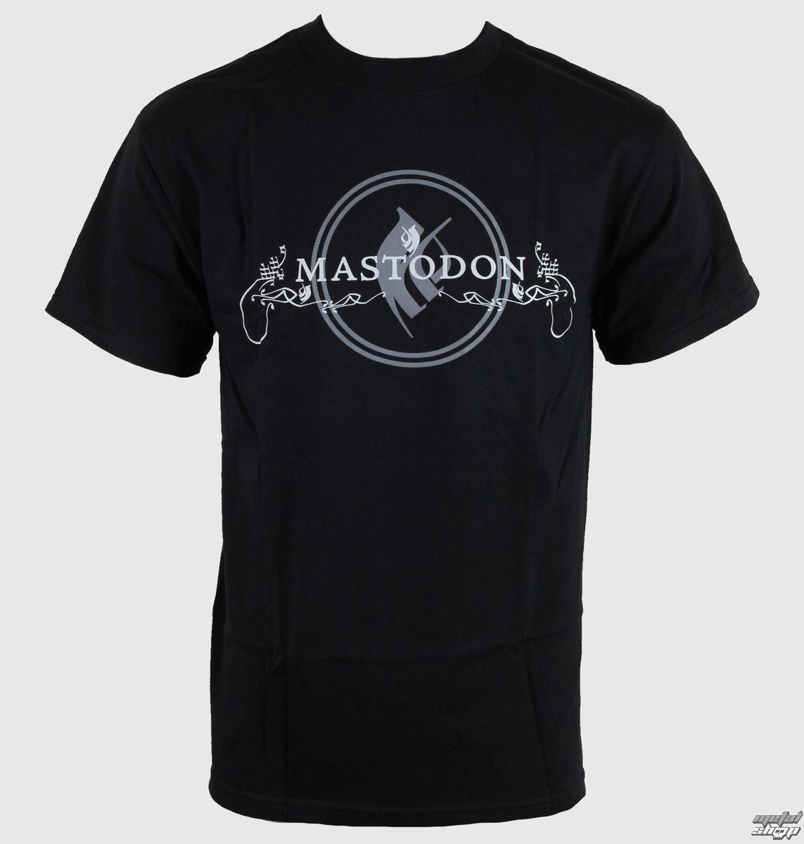 tričko pánske Mastodon - Logo Remission - RELAPSE - TS2854