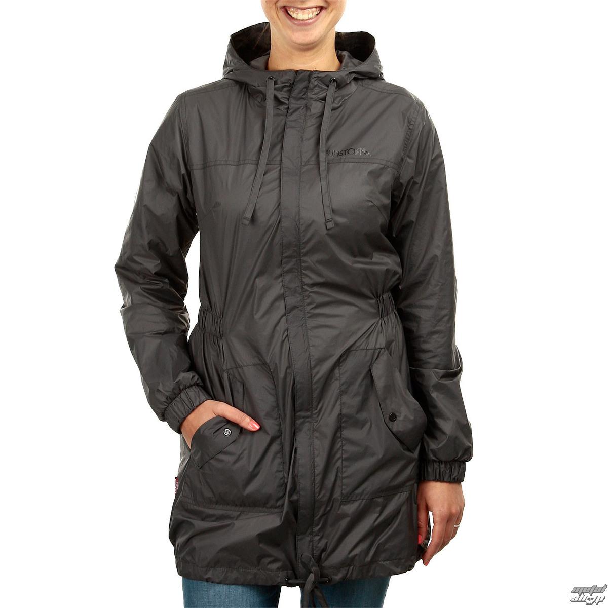 bunda dámska -kabátik- jarno-jesenná FUNSTORM - Munfe - 20 D GREY