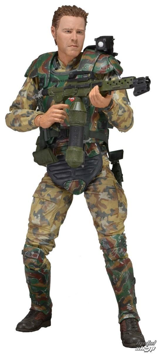 figúrka Alien - Colonial Marine SGT Windrix - 51391