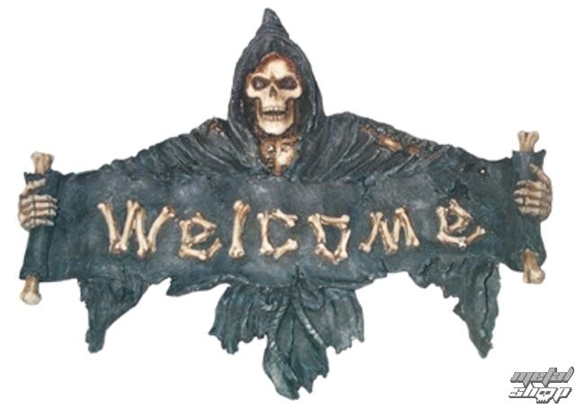 dekorácia Poly Black Ghost - 761-079