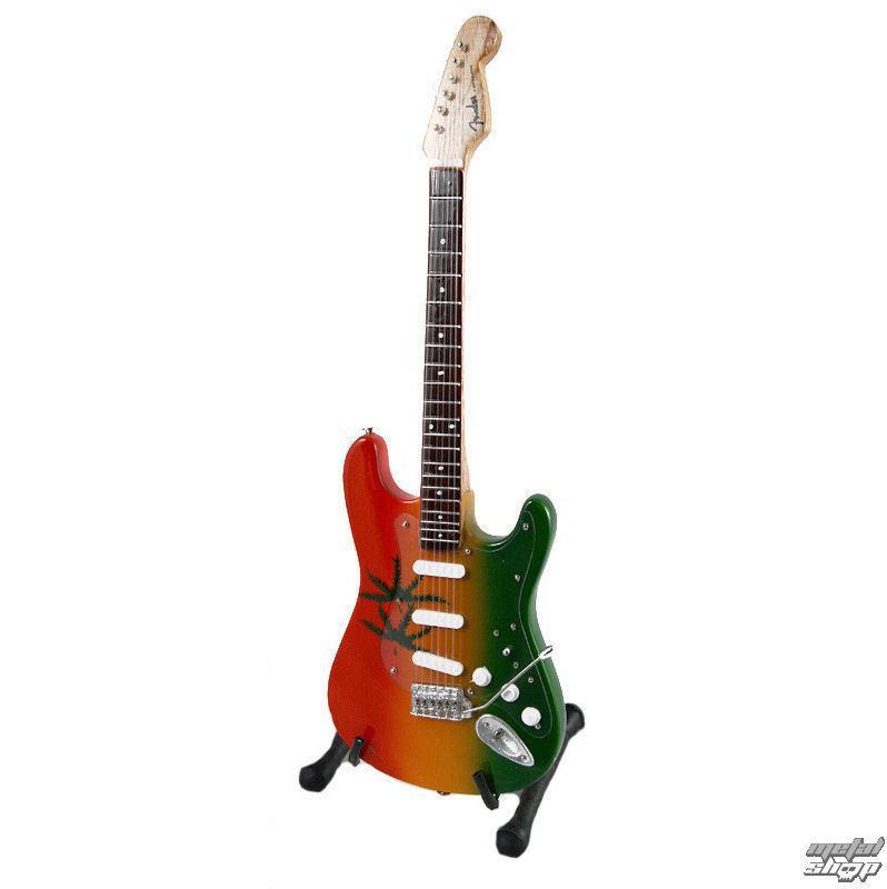gitara Bob Marley - Marijuana Strat Style - Gita - 311