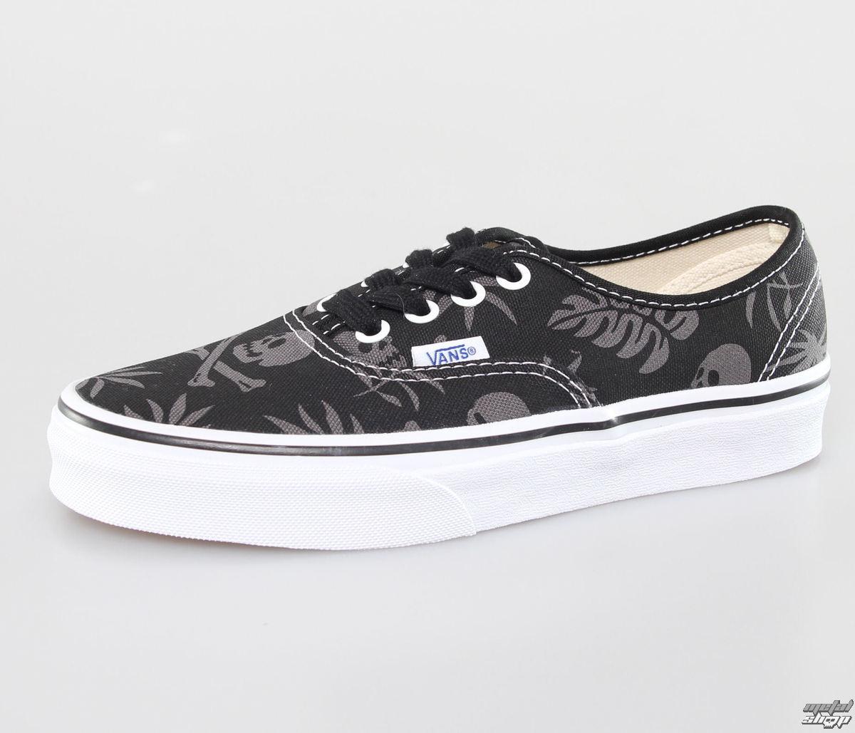 topánky VANS - AUTHENTIC (Van Doren) - BLA - VV0EC78