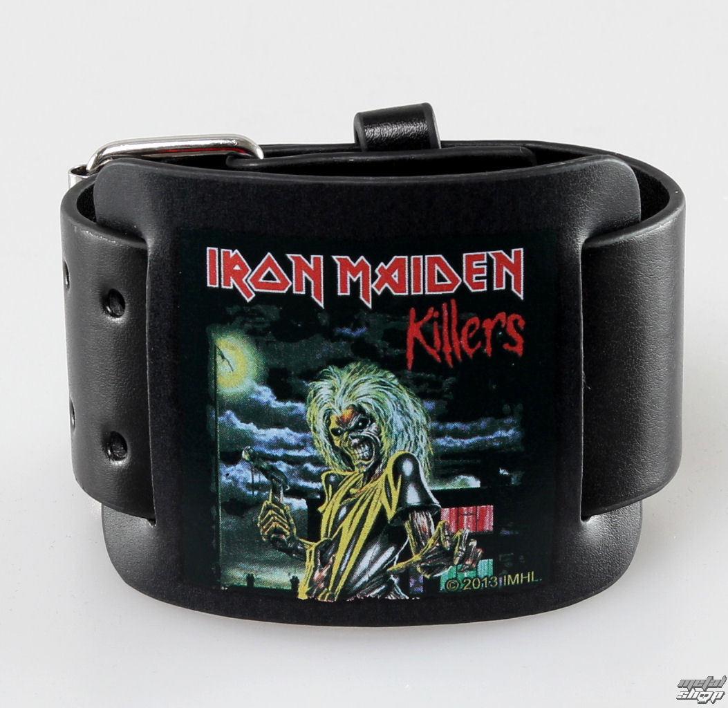 náramok Iron Maiden - Killers - RAZAMATAZ - LW026