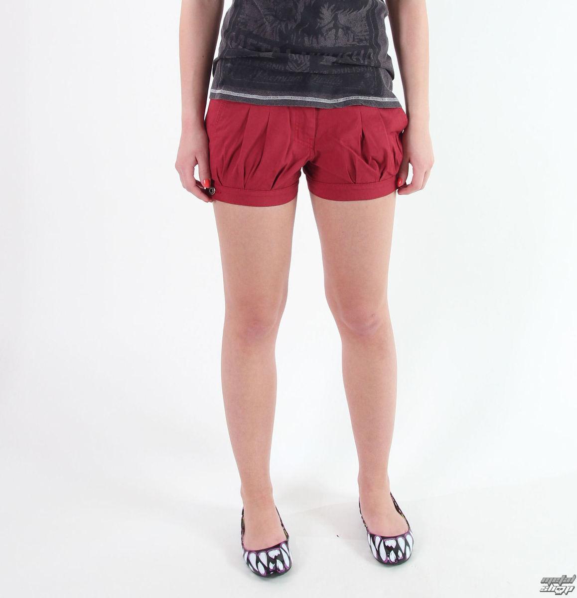 kraťasy dámske (kraťasy) FUNSTORM - Gela Mini - 24 Red