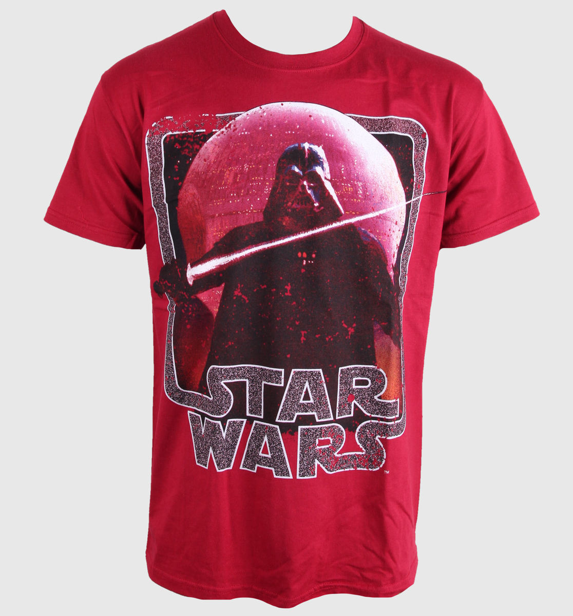 tričko pánske Star Wars - Vader Lightsaber - PLASTIC HEAD - PH7849