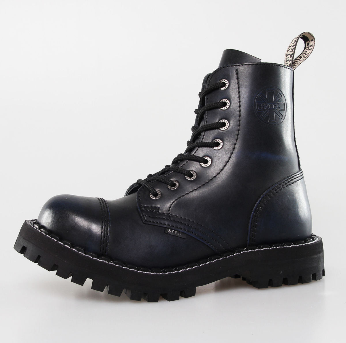 DOPRAVA ZADARMO topánky STEEL - 8 dierkové (113 114) 947d6b025a7