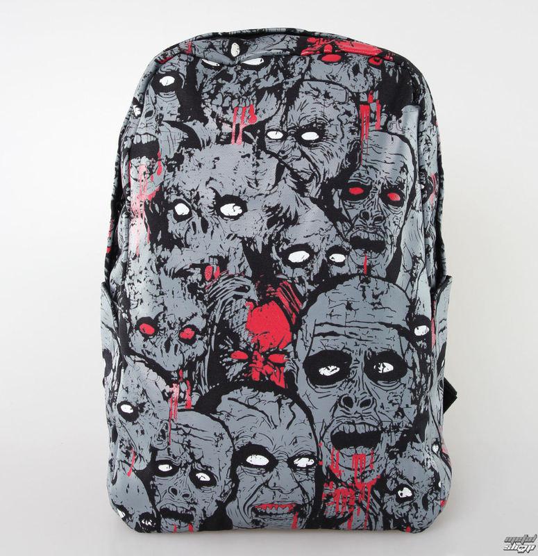 batoh BANNED - Zombie - Black/Grey - BBN765GREY