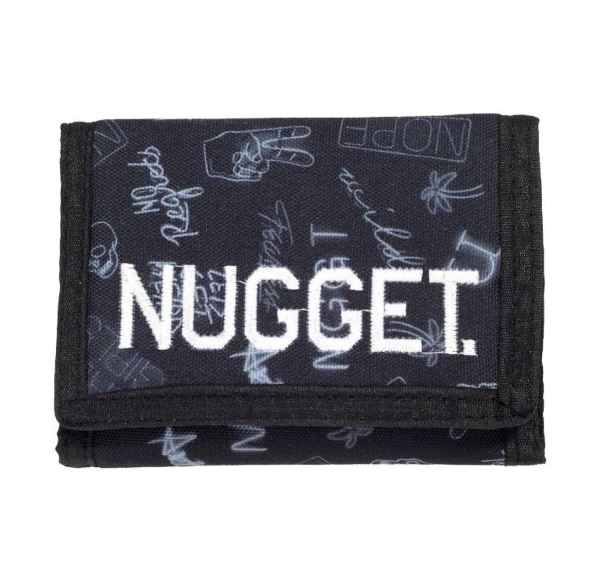 peňaženka NUGGET - BREAKOUT - D - 1/26/38 - Neon Black - MEAT219