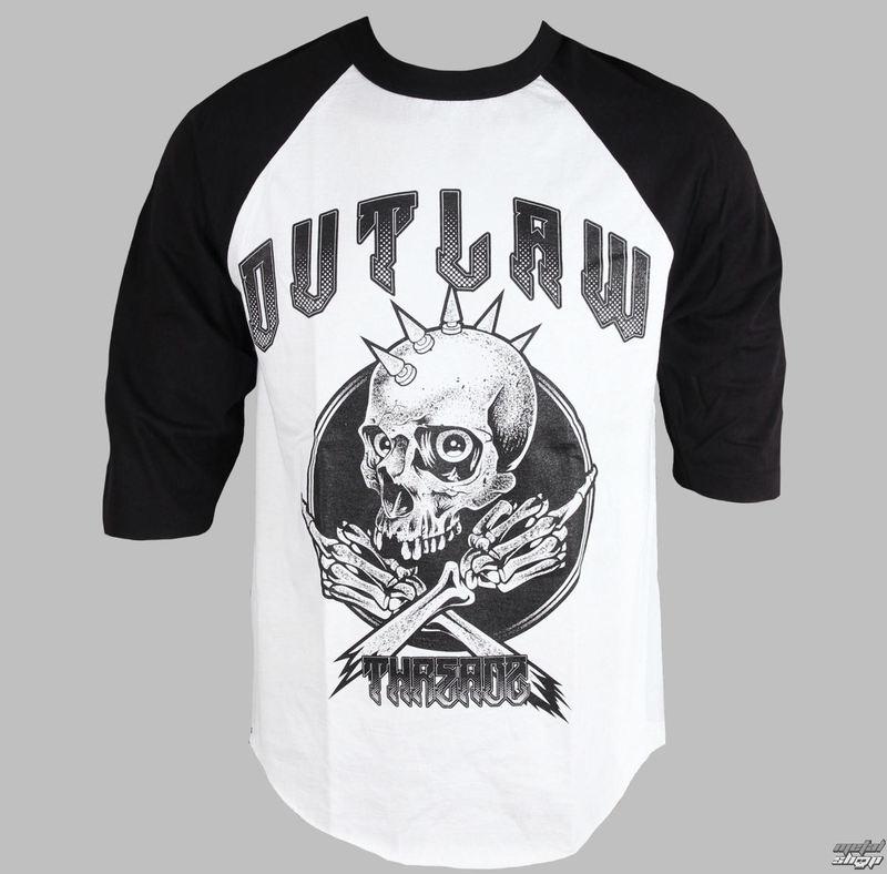 tričko pánske s 3/4 rukávom Outlaw Threadz - Rebel - MR02