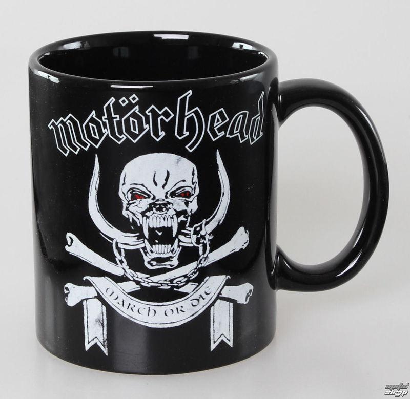 hrnček Motörhead - March or Die - ROCK OFF - MHMUG05