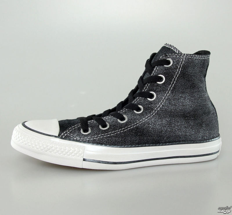 topánky dámske CONVERSE - Chuck Taylor All Star - BLACK - C545024F