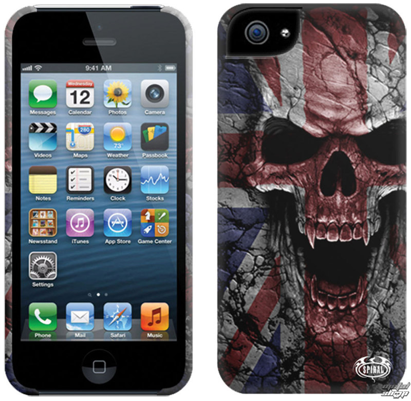 kryt na mobil SPIRAL - UNION WRATH - Iphone - DS128574