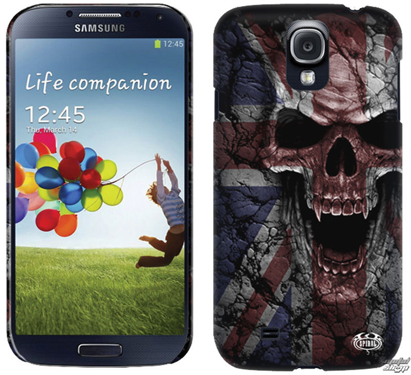 kryt na mobil SPIRAL - UNION WRATH - Samsung - DS128575