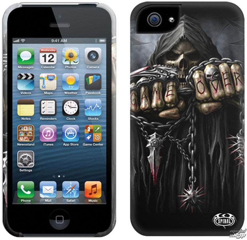 kryt na mobil SPIRAL - GAME OVER - IPHONE - TR260574
