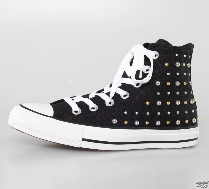 topánky dámske CONVERSE - Chuck Taylor All Star - Black - C544881F