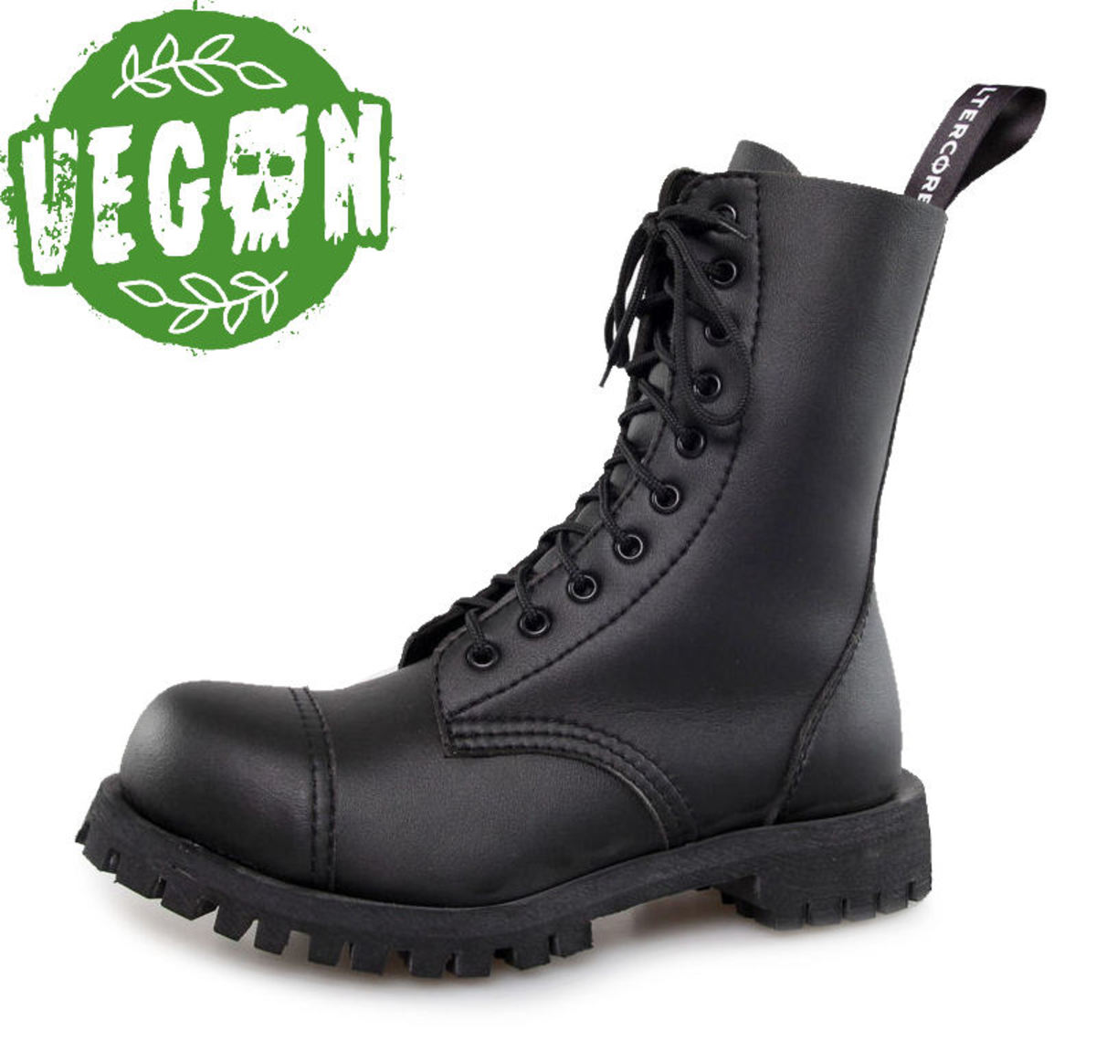 topánky ALTER CORE - Vegetarian - Black - 551