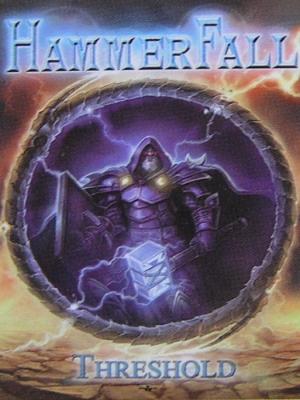 vlajka Hammerfall - Threshold - HFL0803