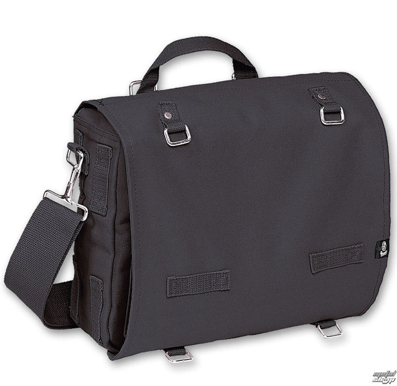 taška veľká Brandit - Black - 8002/2