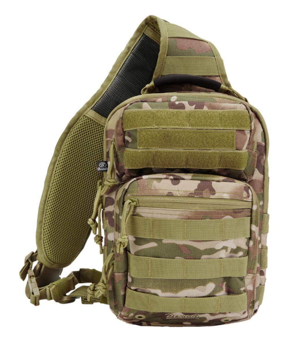 batoh (taška cez rameno) BRANDIT - US Cooper - 8036-tactical camo