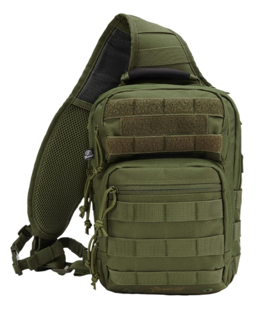 batoh (taška cez rameno) BRANDIT - US Cooper - 8036-olive