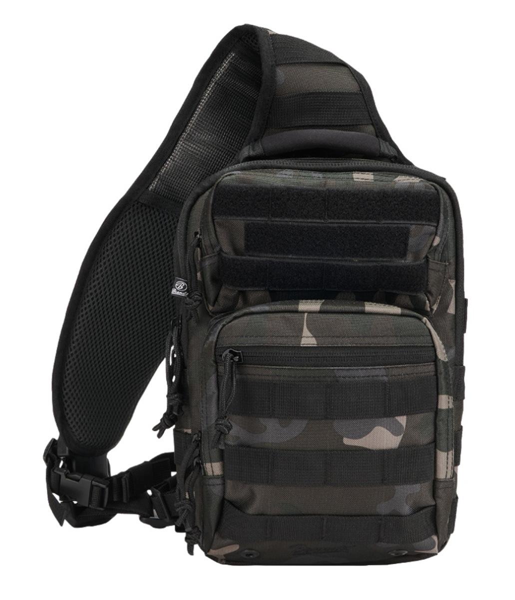 batoh (taška cez rameno) BRANDIT - US Cooper - 8036-darkcamo