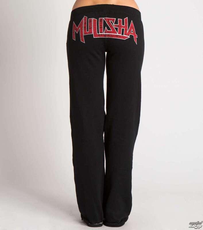 nohavice dámske (tepláky) METAL MULISHA - METAL - BLK
