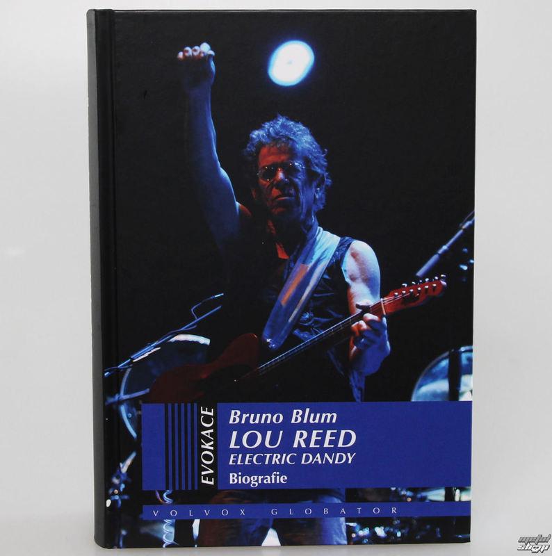 kniha Lou Reed - Eletric Dandy
