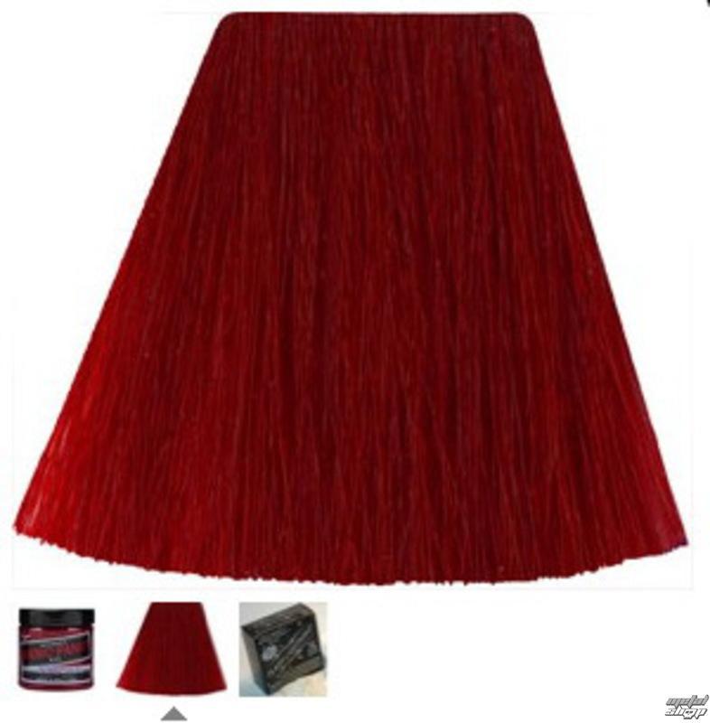 farba na vlasy MANIC PANIC - Classic - Rock n Roll Red