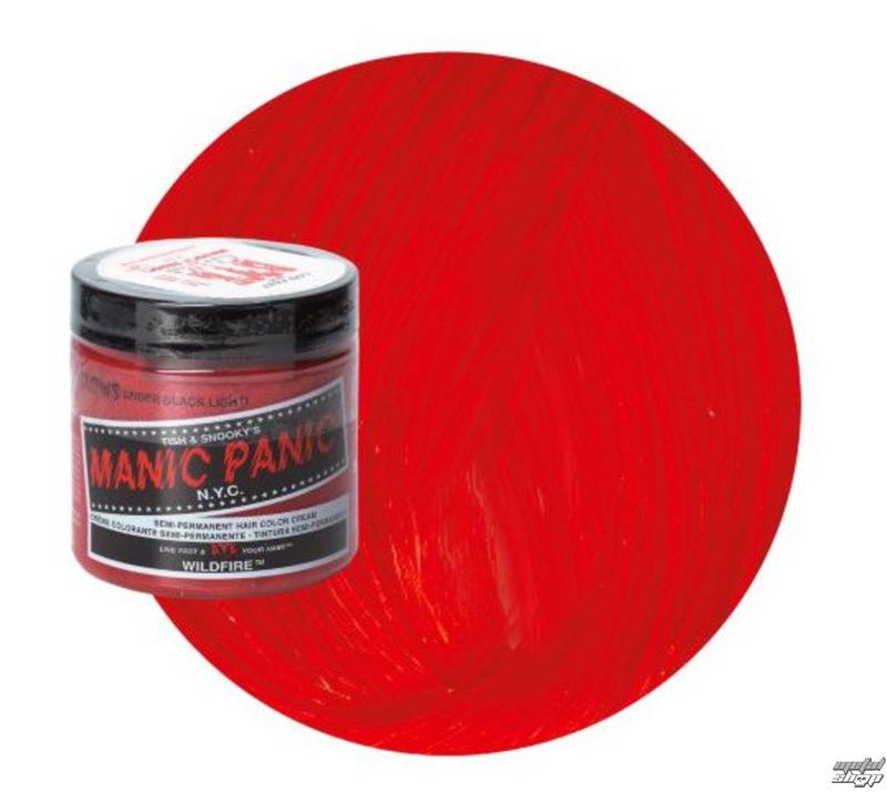 farba na vlasy MANIC PANIC - Classic - Wildfire
