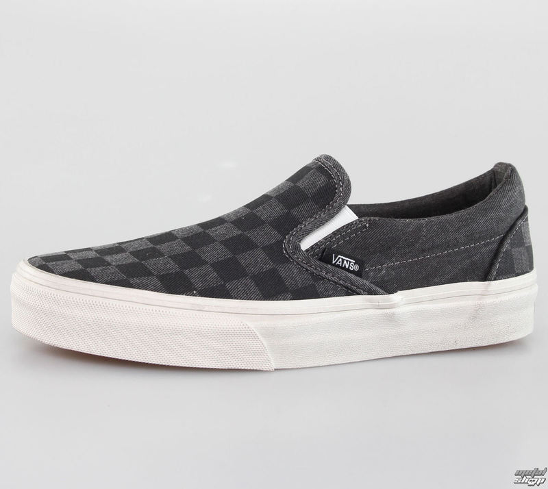 topánky (unisex) VANS - Classic SLIP-ON (Overwashed) - VZMRFIX