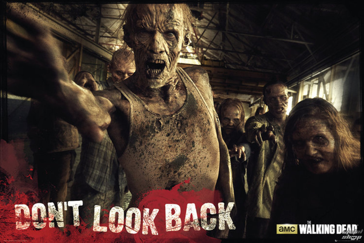 plagát The Walking Dead - Zombies - GB Posters - FP3539
