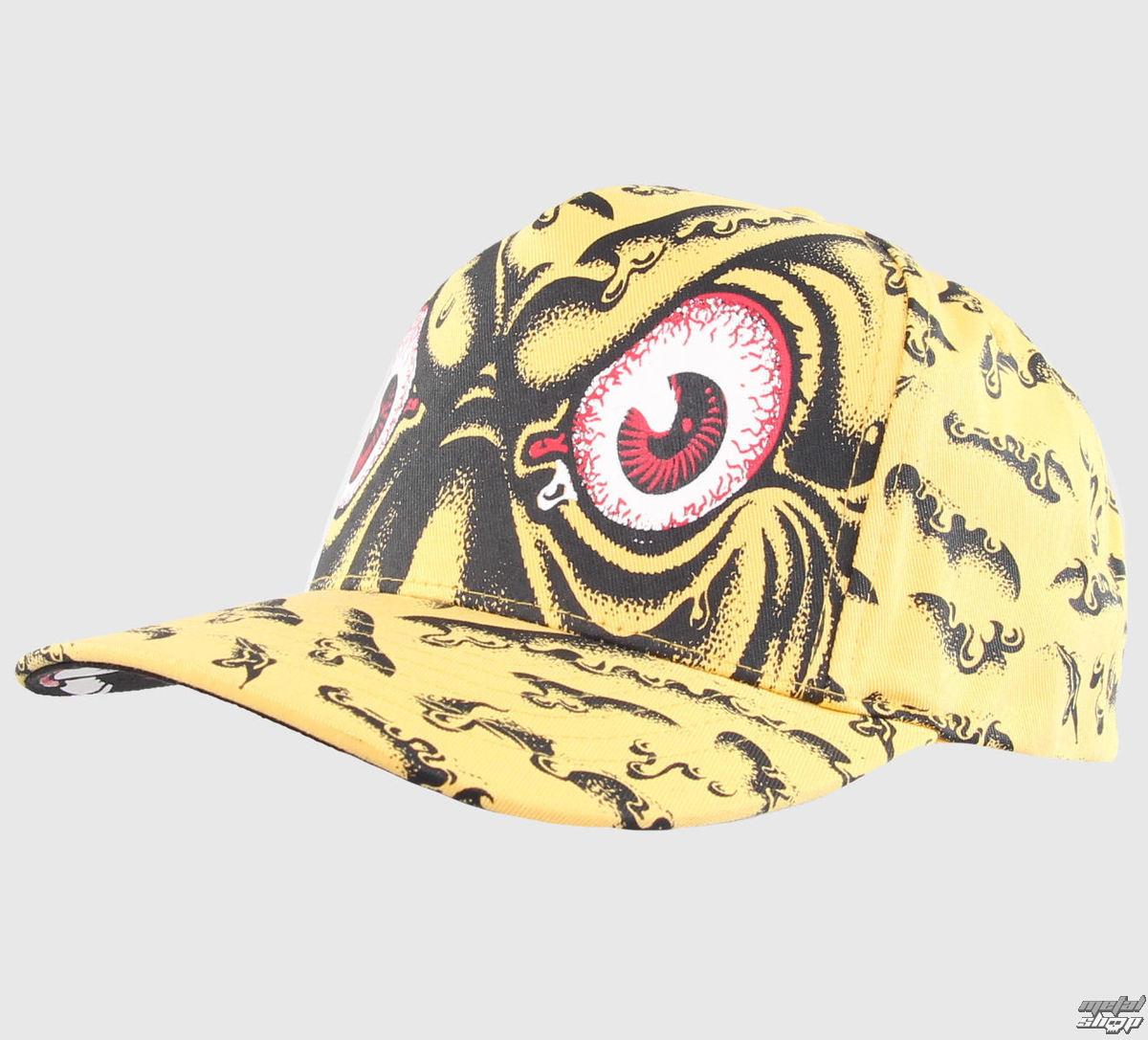 šiltovka SANTA CRUZ - Rob Eyes - Yellow - ACR F14