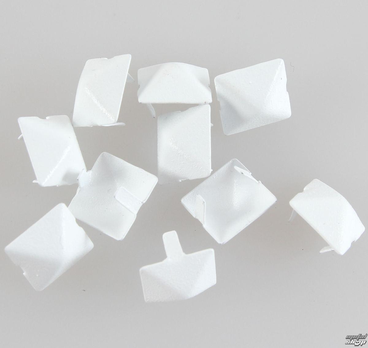 pyramídy kovové - 10ks - CW-046
