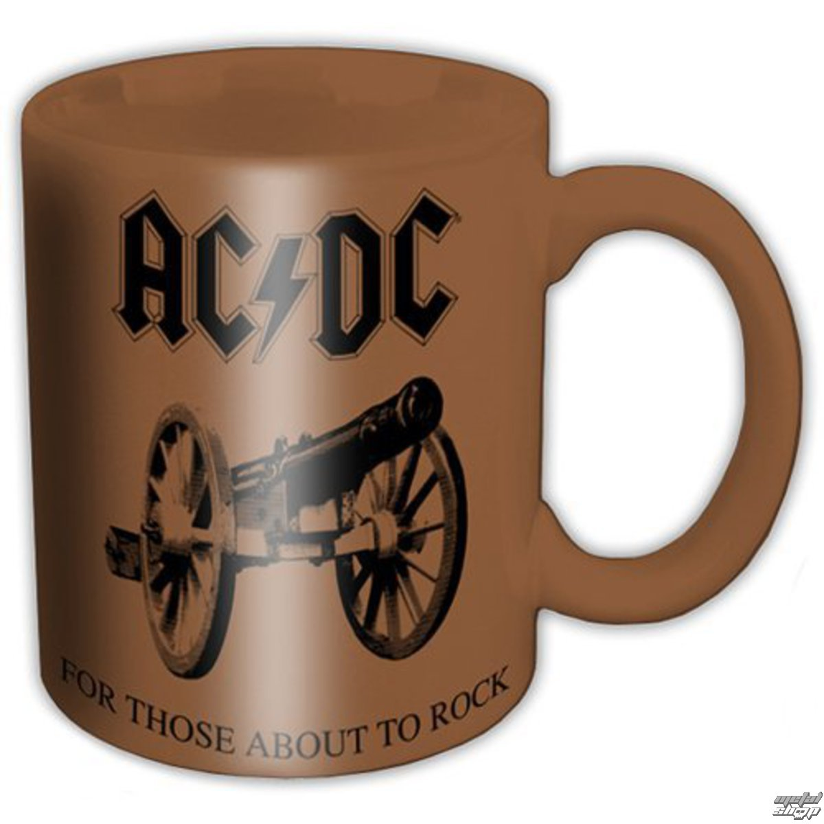 hrnček AC/DC - For Those About to Rock - ROCK OFF - ACDCMUG01